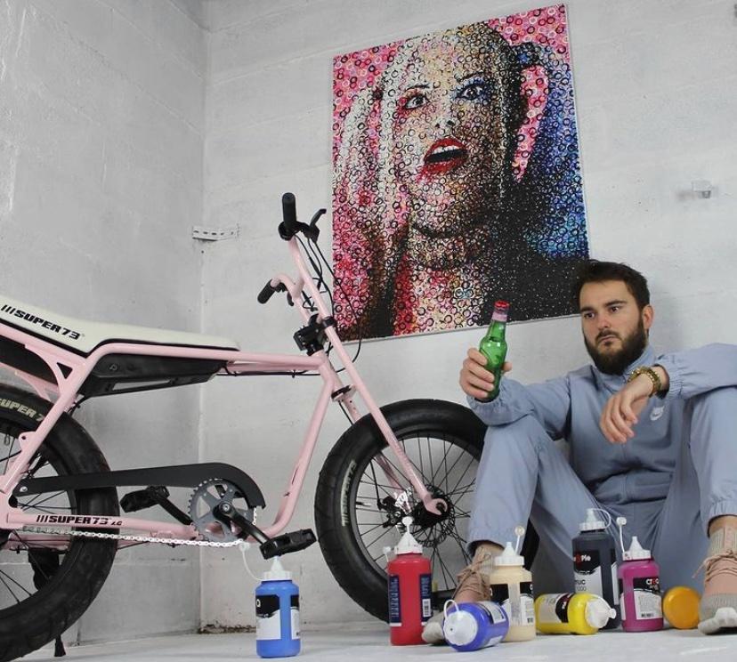 Miami Mural Artist - NAART Beerpainting
