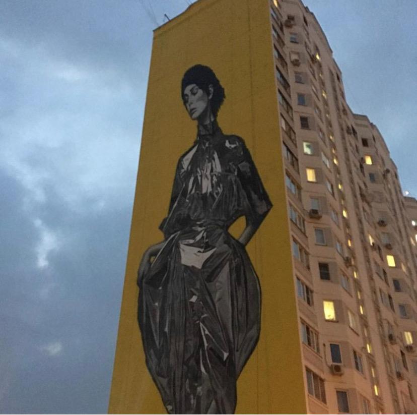 Bikismo Miami Building Murals