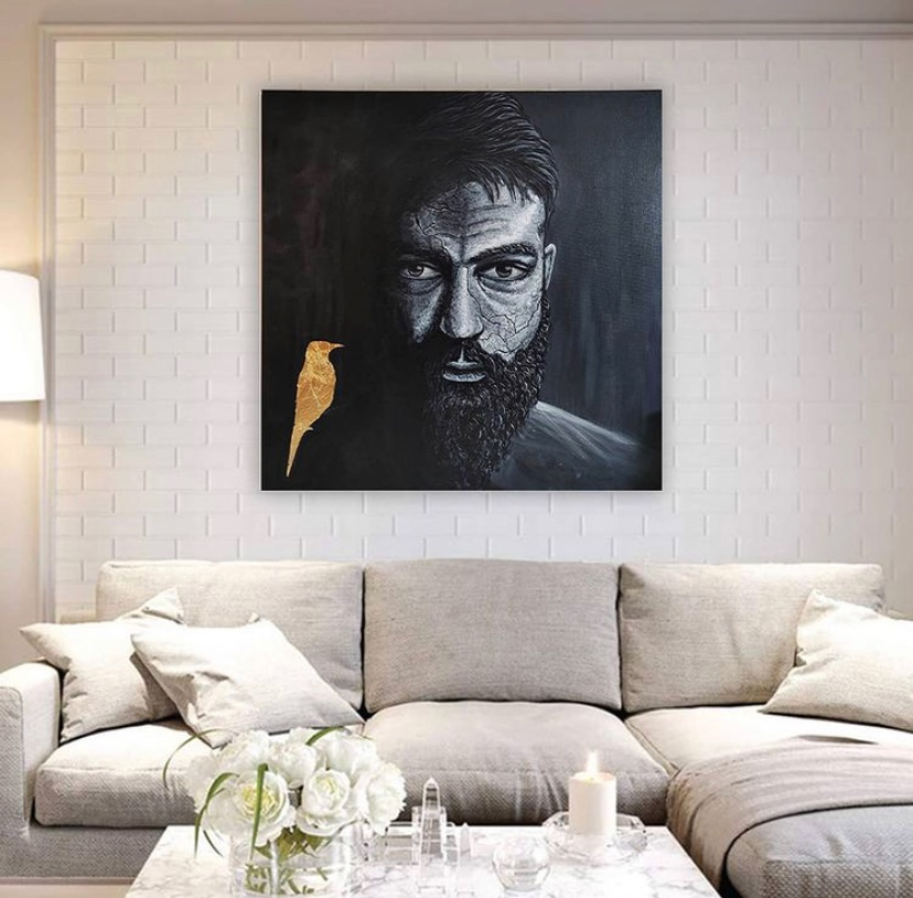 Miami Canvas Artist